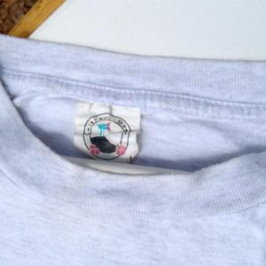 Vintage 1990s Heather Gray Orlando Magic Champs T Shirt M/L