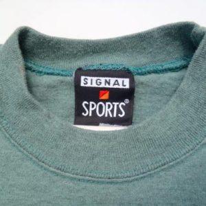 Vintage 1994 Heather Green Black Coca Cola Cotton T Shirt M