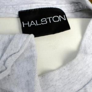Vintage 1992 Halston Olympics Heather Gray T-Shirt XL