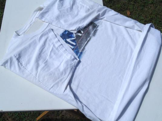 Vintage 1990s Zima Malt Beverage White T-Shirt XL by Russell