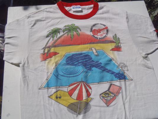 Vintage 1987 Monkees Reunion Tour Ringer T-Shirt L/XL
