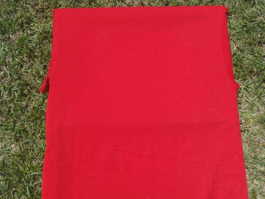 Vintage 1990s Skyview Chorus Red T-Shirt M