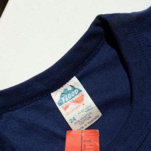 Vintage 1980s Australia Tourist Navy Jersey T-Shirt L/XL