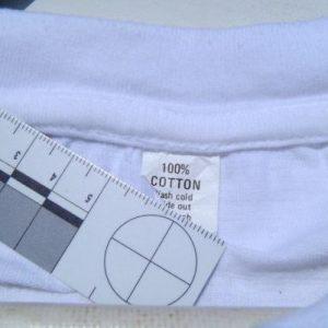 Vintage 1993 World Trade Center Bombing White T-Shirt XL