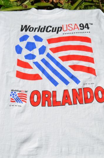 1994 Orlando World Cup Soccer Vintage T-Shirt