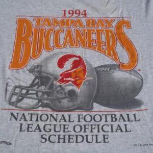 1993/94 Tampa Bay Buccaneers SeasonVintage T-Shirt