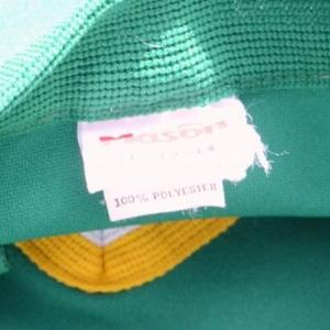 Vintage 1980s Green International Baseball Jersey T Shirt L