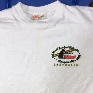Vintage 1994 Australian Water Skiing Long Sleeve T-Shirt M/L
