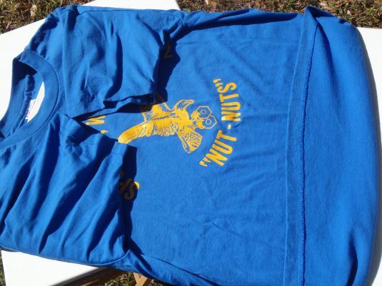 Vintage 1980s Fraternal Order Eagles Nut Spokane T-Shirt XL