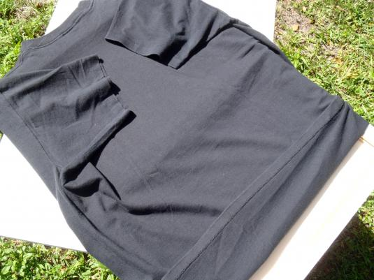 Vintage 1991 Pittsburgh Pirates Black MLB T-Shirt XL