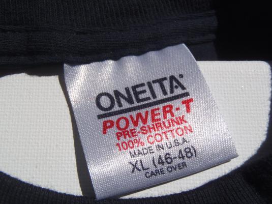 Vintage 1990s Barbara Mandrell Concert T-Shirt XL