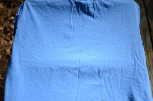 Vintage 1990s Polo Ralph Lauren Bear Blue Cotton T-Shirt M/L