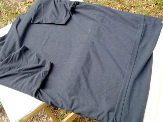 Vintage 1980s Gray Funny Bat Mitzvah Horse Andrea T-Shirt L