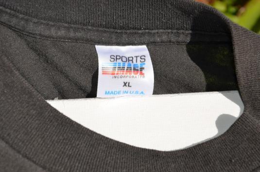 "Vintage 1994 Earnhardt ""Champions Wear Black"" T-Shirt XL"