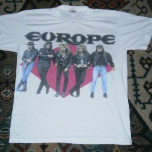 VINTAGE T-SHIRTVINTAGE EUROPE 89