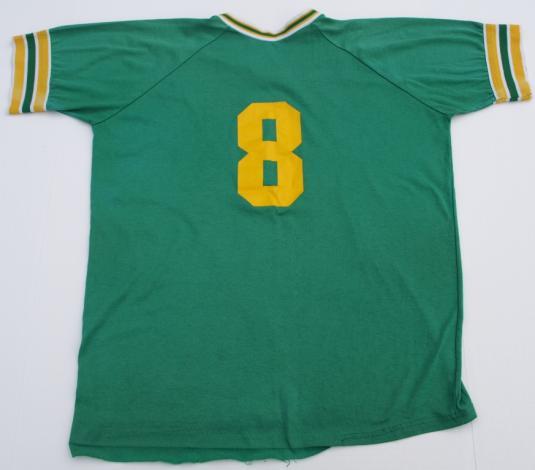 Vintage 80s Three's Company Regal Beagle Lounge Jersey Shirt