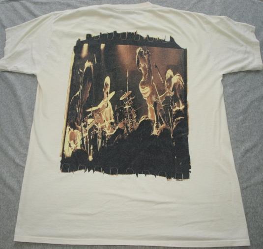 1992 LIVE Concert Tour Shirt 90s Rock Tee