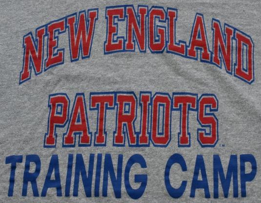 Rayon New England Patriots Training Camp Champion Tri-Blend