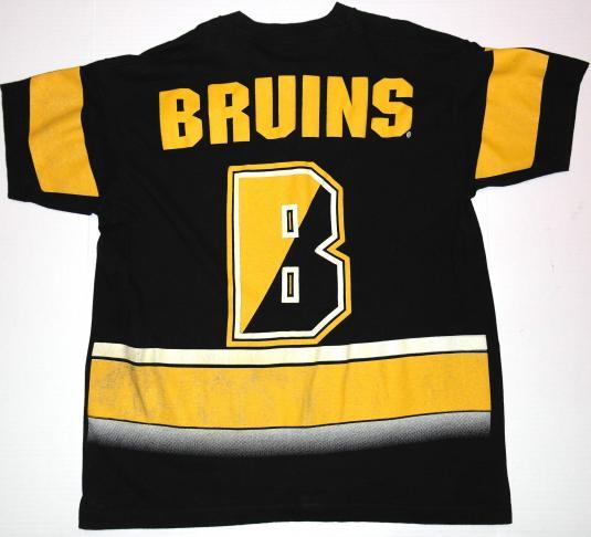 Vintage 1990s BOSTON BRUINS NHL Hockey T-Shirt