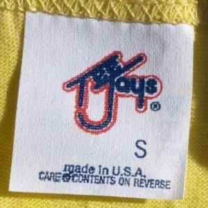 Vintage 1980s BOMBAY Dry Gin Tennis Play to Win Raglan Shirt