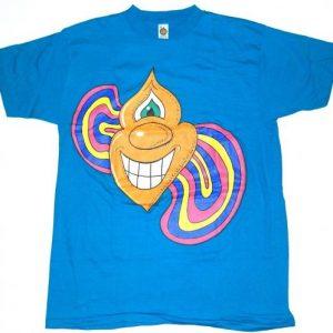 Vintage 1980s KENNY SCHARF Artist Art T-Shirt