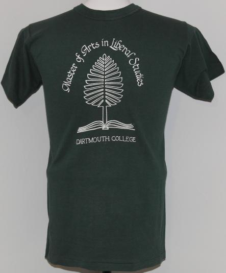 Vintage 1980s Dartmouth College Liberal Arts T-Shirt