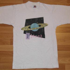 Vintage 1992 SUPERMAN THE DAILY PLANET Gotham T-Shirt
