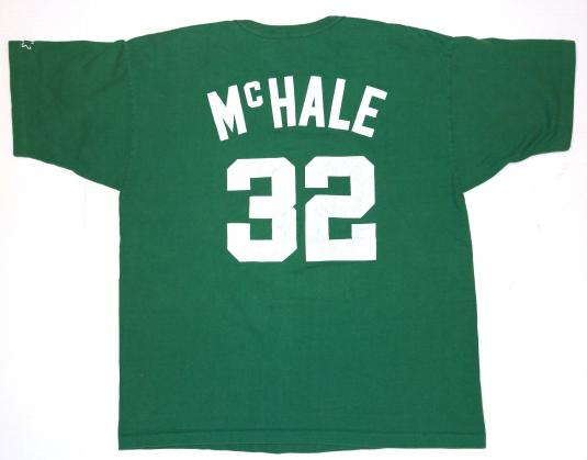 Vintage 1980's Kevin McHale Boston Celtics Starter T-Shirt