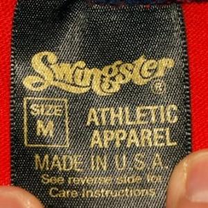 Vintage Spring City Hotel Swingster Jersey Shirt