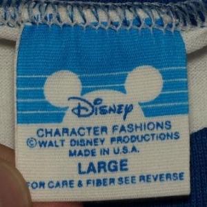 Vintage 1980s Walt Disney Donald Duck T-Shirt NOS Never Worn