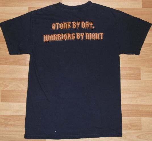 Vintage 1990s GARGOYLES GOLIATH TV Show Cartoon T-Shirt