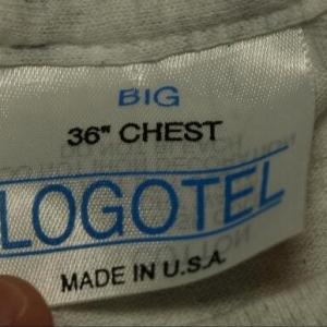 Vintage 1994 Homer Simpson CK 2-Sided T-Shirt
