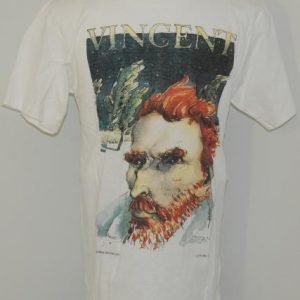 Vintage 1992 VINCENT VAN GOGH Art T-Shirt