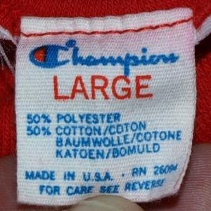 Vintage 1980s Boston Red Sox Champion 50/50 T Shirt