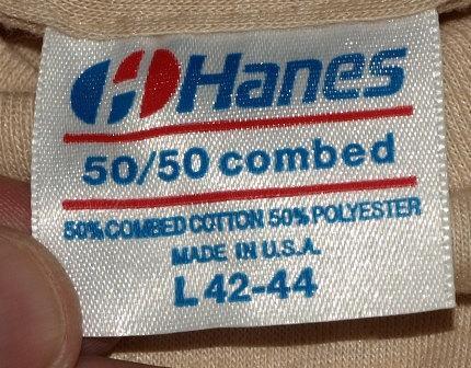 Vintage 1980s MAINE Stanley Steamer Beige Thin T Shirt