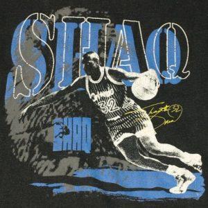 Shaquille O'Neal SHAQ Orlando Magic Reebok T Shirt