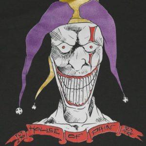 Vintage 1990s House of Pain Rap Hip Hop Tour T-shirt 90s