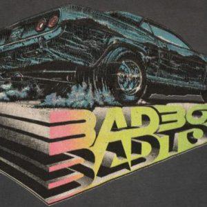 Vintage Bad Boyz Bad Toyz Muscle Car T-Shirt