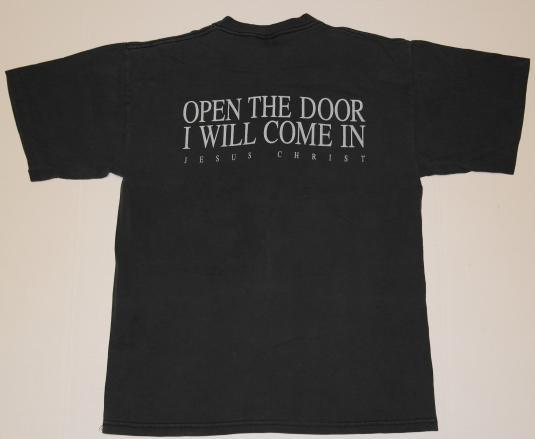 Vintage Jesus Christ Revelations Christian T-Shirt