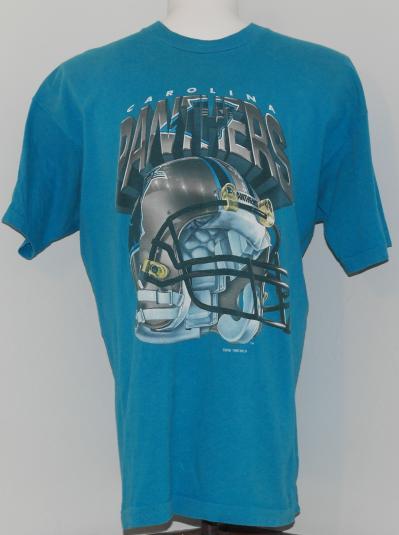 Vintage 1990s CAROLINA PANTHERS NFL Football T-Shirt