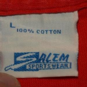 Vintage JOE MONTANA San Francisco 49ers NFL Football T-Shirt