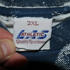 VTG 1994 NOTRE DAME UNIVERSITY Football All-Around T-Shirt