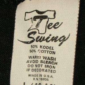 1980s GEORGE CARLIN Simon Says T Shirt