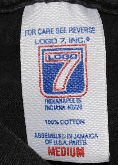 Vintage 1980s Logo 7 PITTSBURGH PENGUINS NHL Hockey T-Shirt