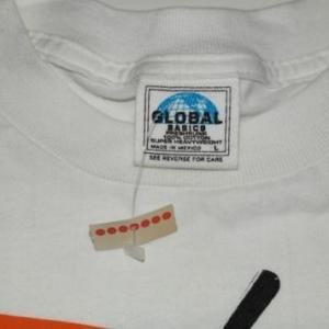 Vintage CAL RIPKEN JR Baltimore Orioles DEADSTOCK T-Shirt