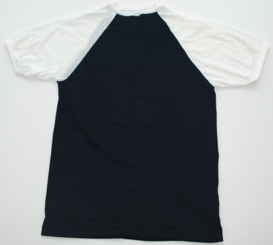 Vtg 1970s RARE Three Mile Island RADIOACTVE NUCLEAR Shirt