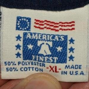 Vintage 1980s Vice Grip T-Shirt Tool Navy Blue