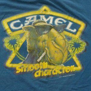 JOE CAMEL Cigarette Logo Tee