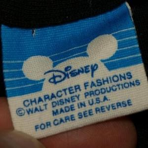 Vintage 1980s Walt Disney World Mickey Mouse T-Shirt