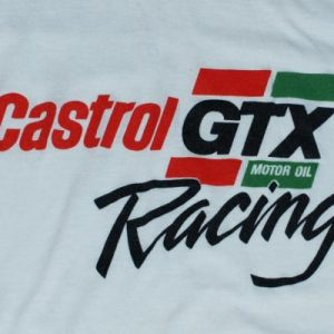 Catrol GTX Auto Racing Motor Oil Nascar T-Shirt